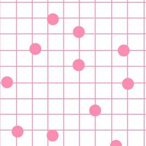 dot line pink