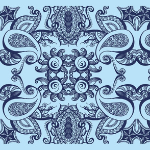 Paisley_Navy_Seashore_BlueBackground