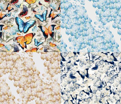 Variety of wings