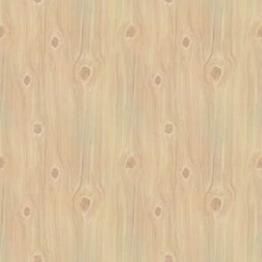 Knotty Maple - Pale Small