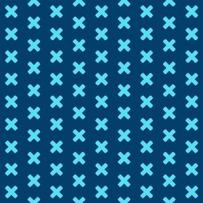 XXX Blue