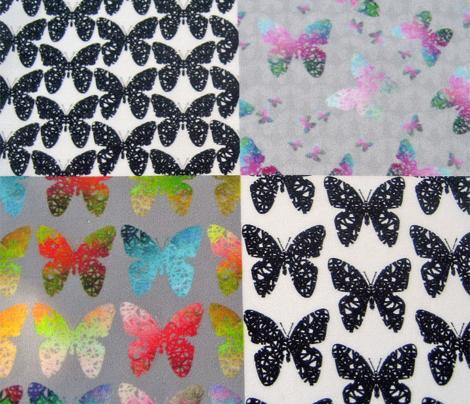 Schmetterlinge by Su_G