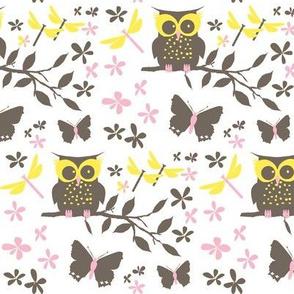 Thriving owl 2015 girls