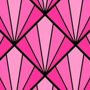 deco diamond 5K : rose pink