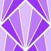 deco diamond 5W : violet mauve lilac