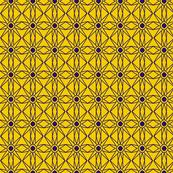 Yellow Sun Blue Center