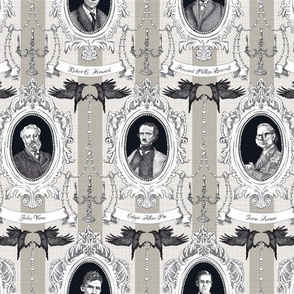 Toile de Jouy - Authors Small