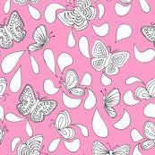 Butterfly Talk_Pink