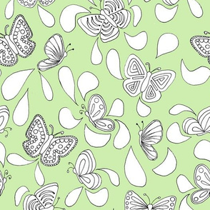 Butterfly Talk_Green