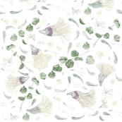 Botanical scatter