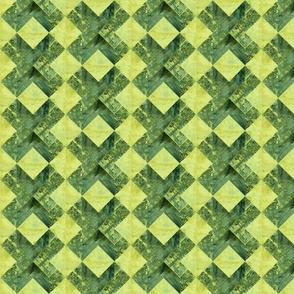 Bold green X