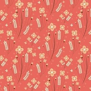 Flowers of Tanto warm