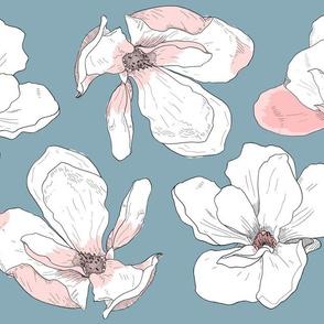 Magnolia Blossom Big