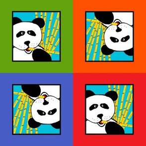 Panda 4-Square