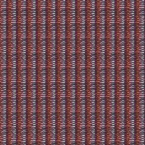 Hollyhock Tumbledown Stripe