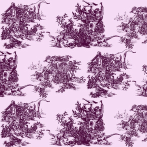Jurassic toile berry