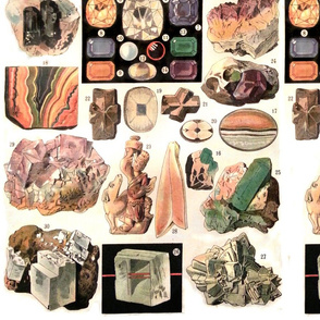 Encyclopedic Minerals
