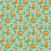 Dreamy Fox Small Size