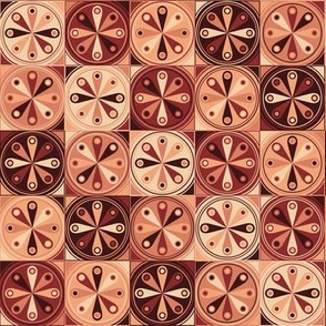 Copper Wheels