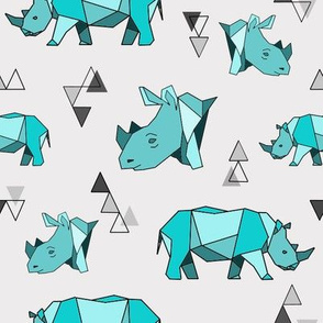 Geometric Rhinos