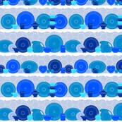 Dishin' with Blue