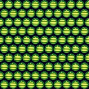 Small Green Apples