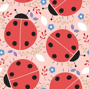 Dancing Ladybugs