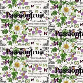 Passionfruit Botanicals