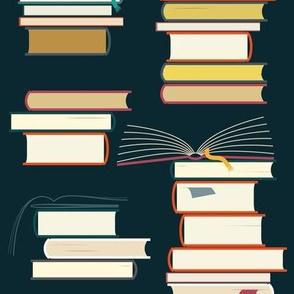 pile of books___