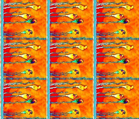 Sentinel Birds (basic repeat, large)