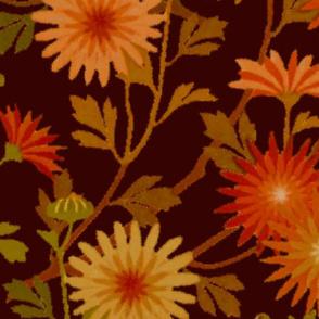 Springing Floral ~ Autumn ~ Portfolio