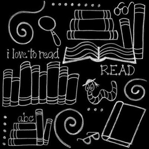 I love to READ!!