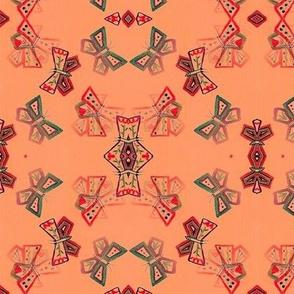 Medium Butterflies - Mirrored