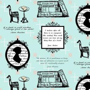 Live in an Austen Novel