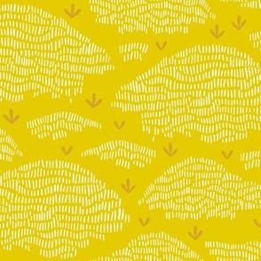Grassy Hills yellow