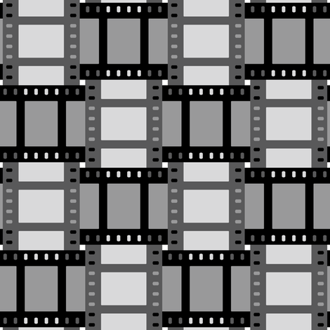 film cell weave : grey