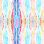 Tribal watercolor no6