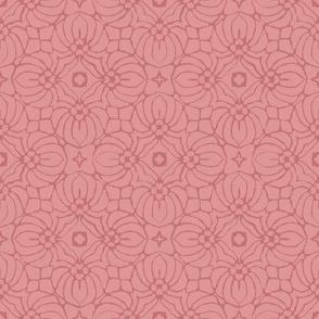 Rosy Pink Pattern