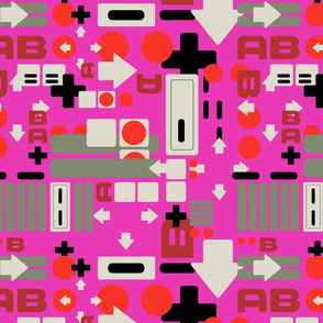 Controller breakdown pink