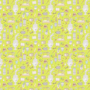 Dacha pattern 3