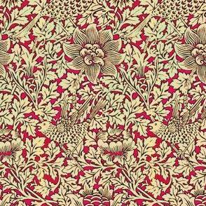 Williamsbird Red