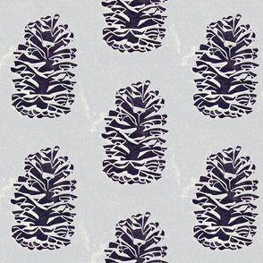 longleaf pinecone