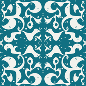 FRONT PORCH TURQUOISE