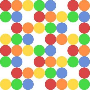 Dots - Rainbow