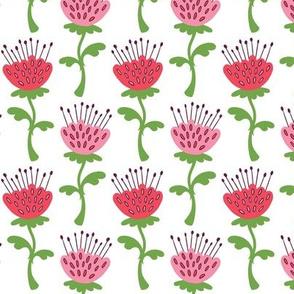 Flutter Flower Pink (Afternoon)