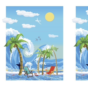 Surfing (5a)