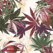 Marijuana Mix Marble