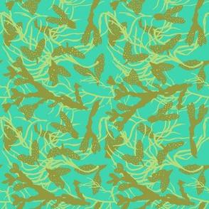 Seaweed Mingling