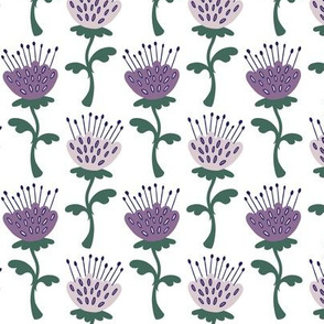 Flutter Flower Lavender (Midnight)
