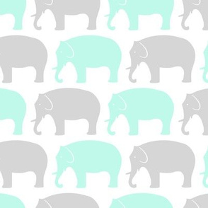 mint-and-grey-elephants